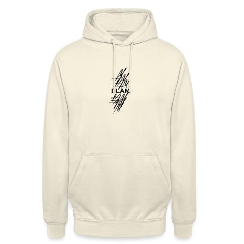 FLAM Anarchie - Sweat-shirt à capuche unisexe
