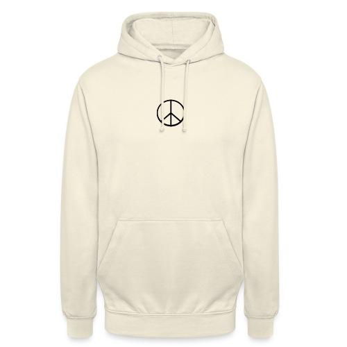 peace - Luvtröja unisex