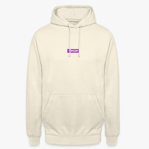 trish logo - Unisex Hoodie