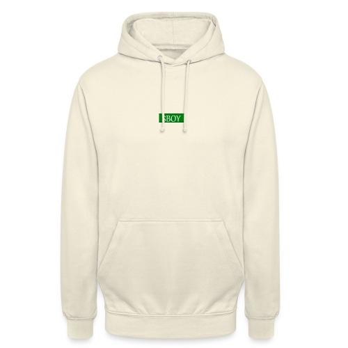 sboy logo - Sweat-shirt à capuche unisexe