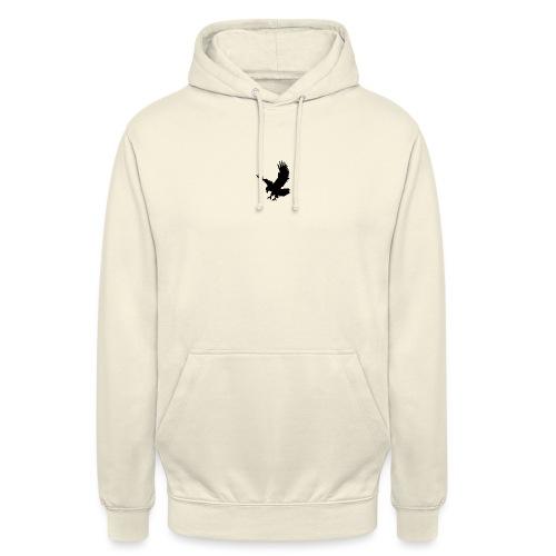 Black Eagle - Sweat-shirt à capuche unisexe