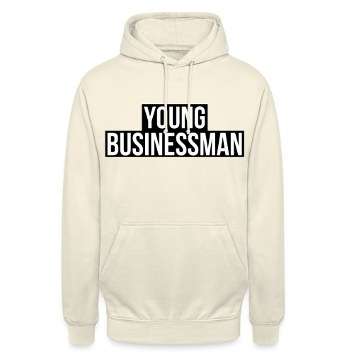 YOUNG BUSINESSMAN - Sweat-shirt à capuche unisexe