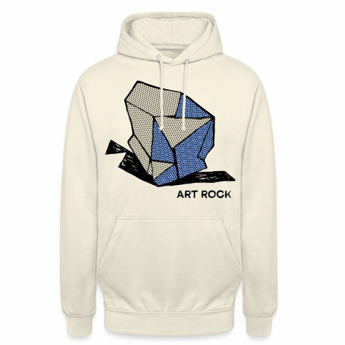 ART ROCK No 1 colour - Hoodie unisex