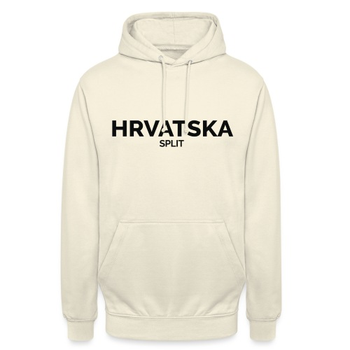 HRVATSKA X CITY (Split) - Unisex Hoodie