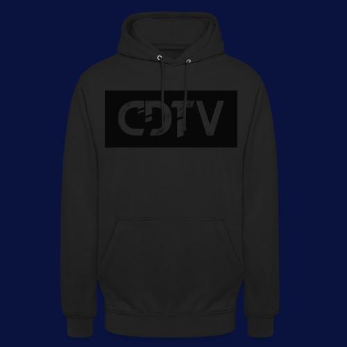 CDTV Box Logo - Unisex Hoodie