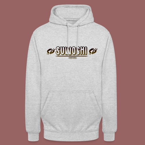Suwoshi Streetwear - Hoodie unisex