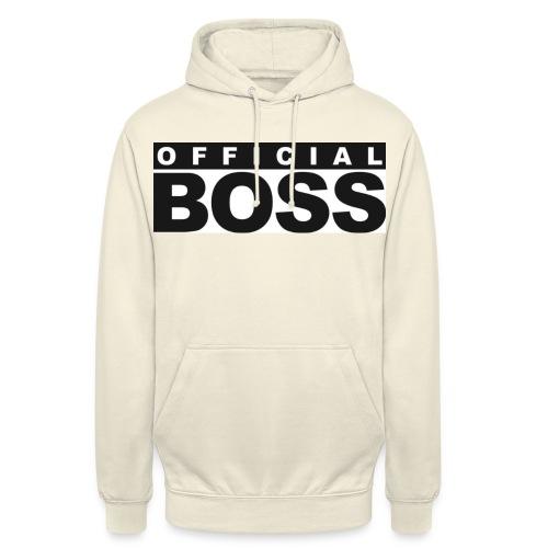 Born a Boss - Unisex Hoodie