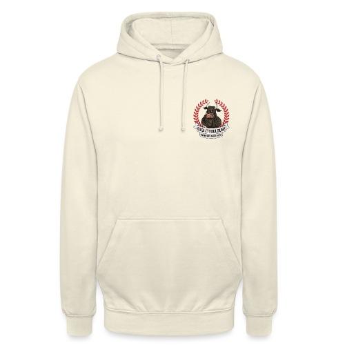 18199147_1941231982762450 - Sweat-shirt à capuche unisexe