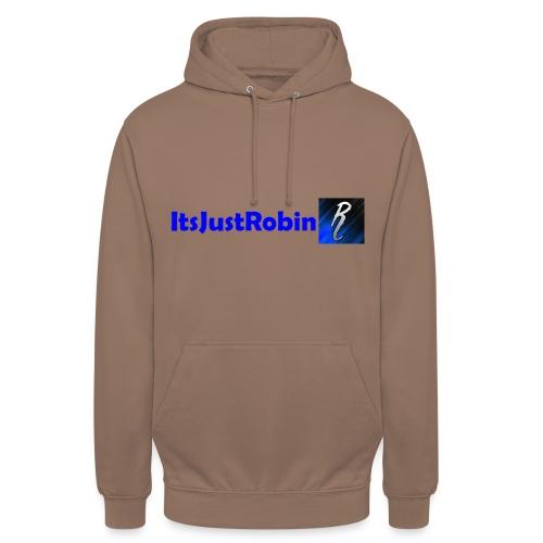 Eerste design. - Unisex Hoodie