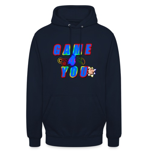 Game4You - Unisex Hoodie
