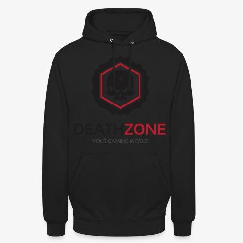 DeathZone Logo Avatar - Bluza z kapturem typu unisex