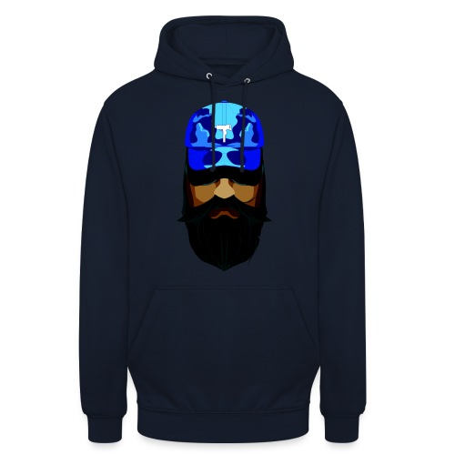 T-shirt gorra dadhat y boso estilo fresco - Sudadera con capucha unisex