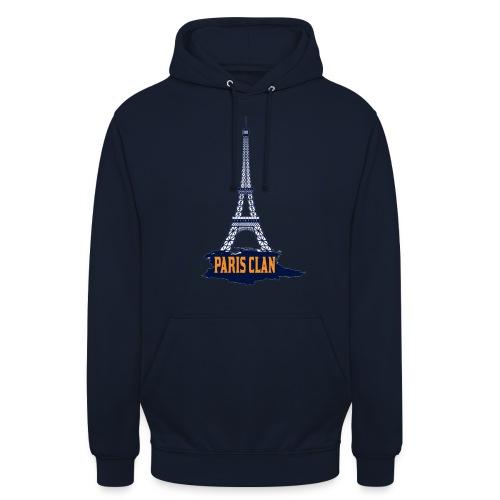 Paris Eiffel - Unisex Hoodie