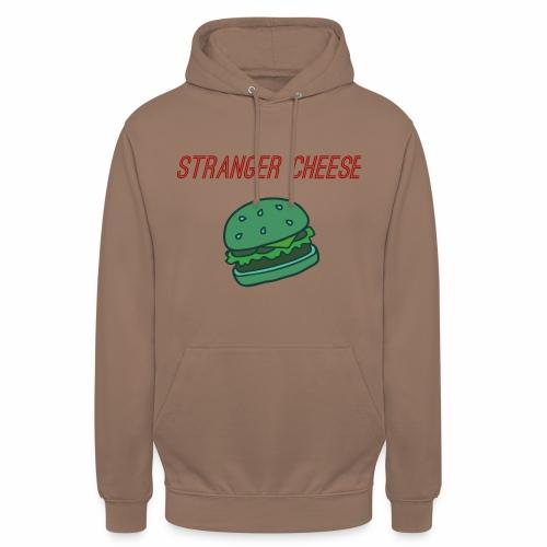 Stranger Cheese - Sweat-shirt à capuche unisexe