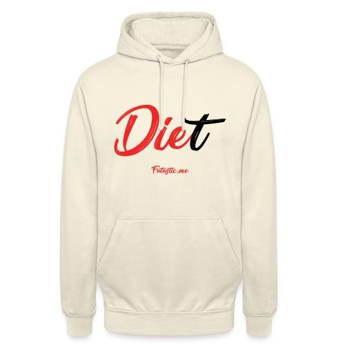 Diet by Fatastic.me - Unisex Hoodie
