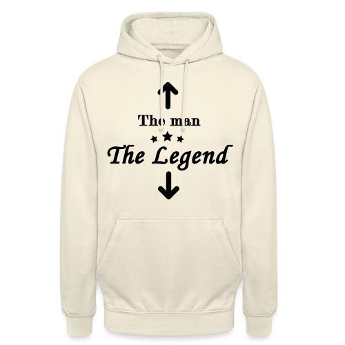 The Legend - Unisex Hoodie