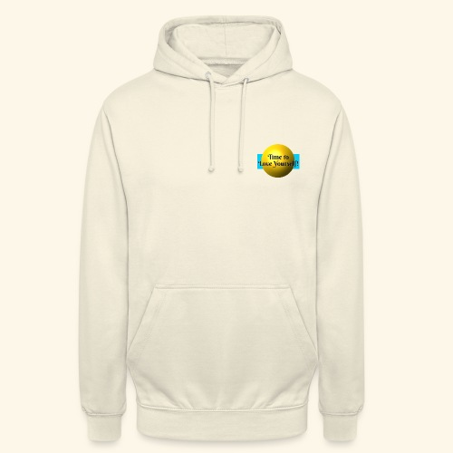 Time to Love Yourself - Unisex Hoodie