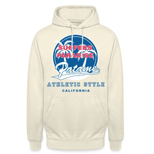 Surfers Paradise Athletic Blue - Unisex Hoodie