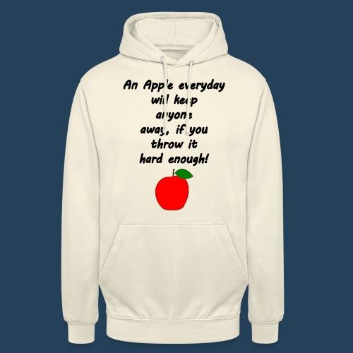 Apple Doctor - Unisex Hoodie