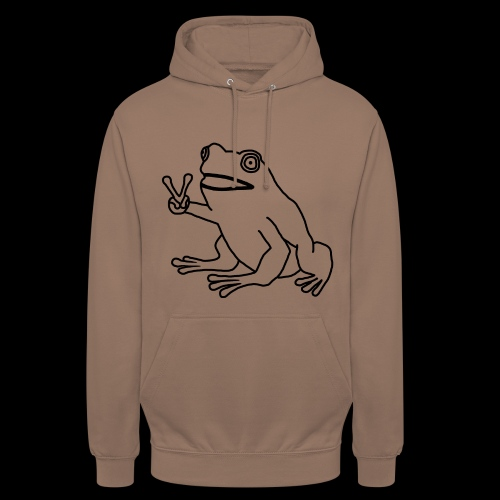 Funny Animal Frog Frosch - Unisex Hoodie