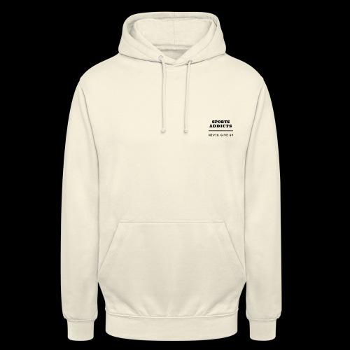 Addict-1 - Sweat-shirt à capuche unisexe