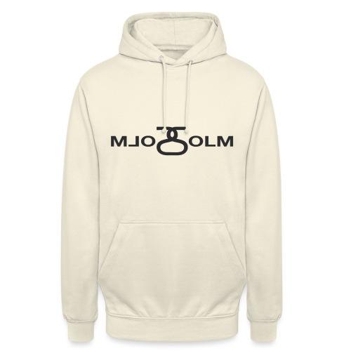 Solm_Logo-2 - Sweat-shirt à capuche unisexe
