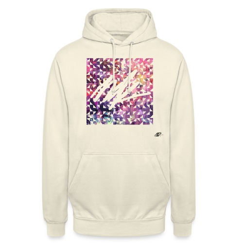 Pixl'ink by NSKdsign - Sweat-shirt à capuche unisexe
