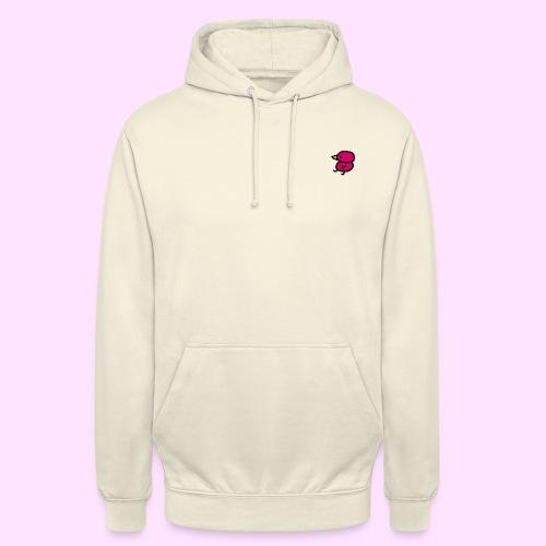 Pinkguin - Hættetrøje unisex