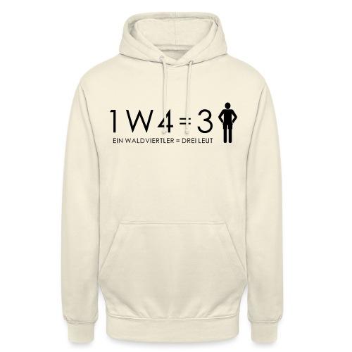 1W4 3L - Unisex Hoodie