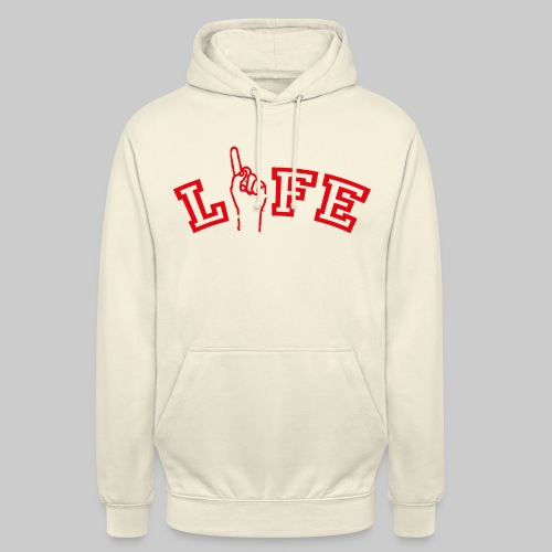 ONE LIFE - Unisex Hoodie