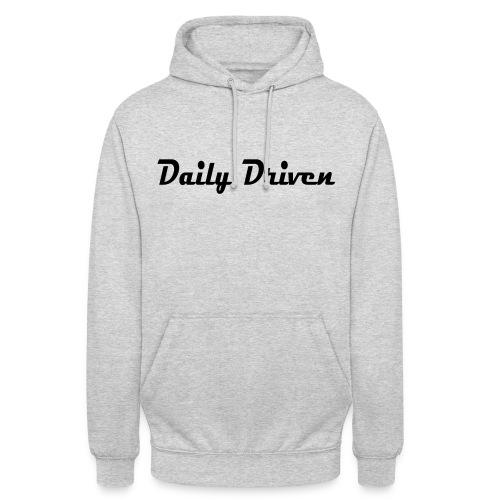Daily Driven Shirt - Hoodie unisex