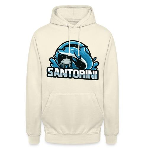 Santorini Esport - Hættetrøje unisex