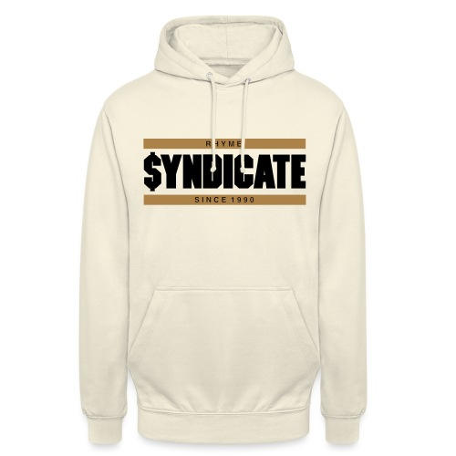 Official Rhyme Syndicate Gold - Unisex Hoodie