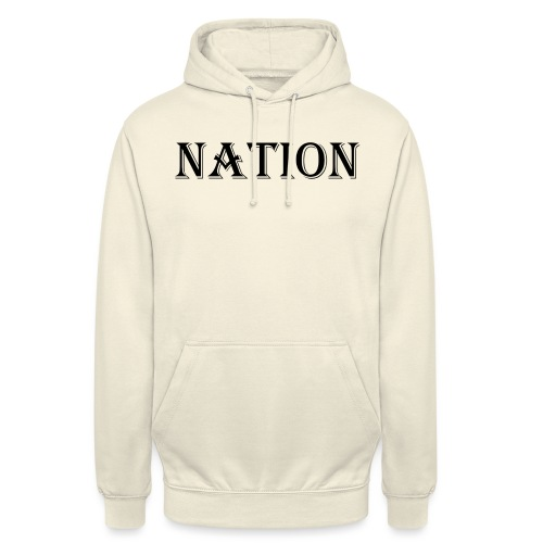 Nation Wear - Hoodie unisex