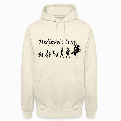 Medievolution - Sweat-shirt à capuche unisexe