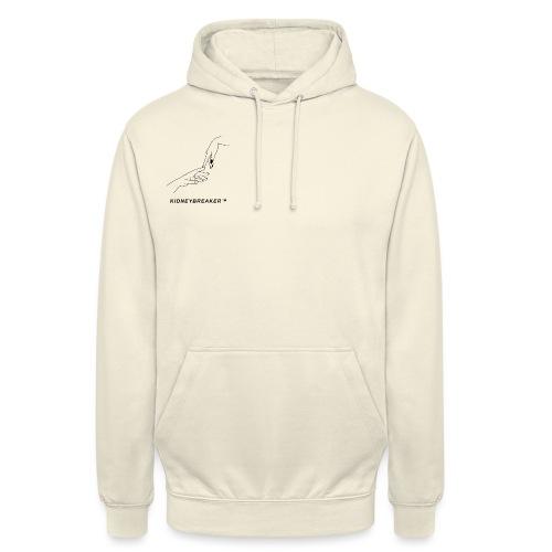 #3 kidneybreaker - Sweat-shirt à capuche unisexe