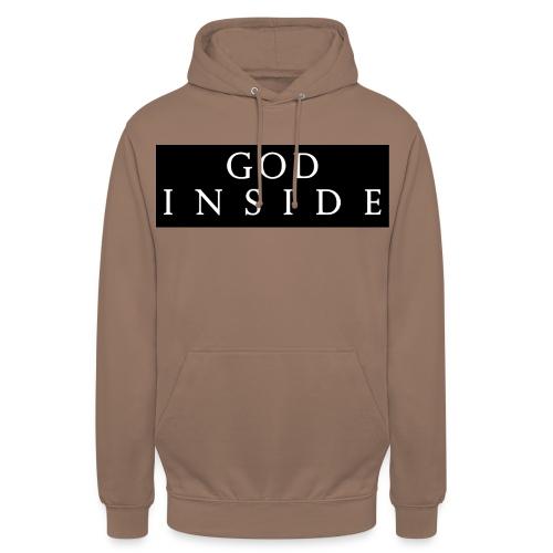GOD INSIDE - Unisex Hoodie