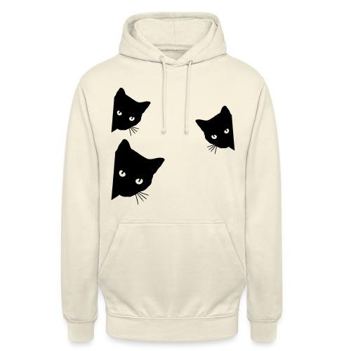 Vorschau: cats - Unisex Hoodie