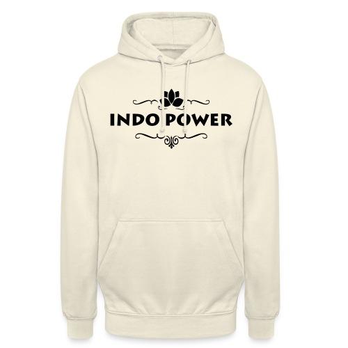 indo lotus1 - Hoodie unisex