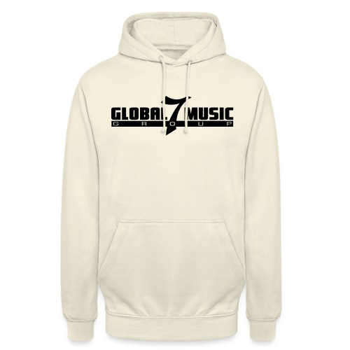 Global 7 Music Group Logo - Unisex Hoodie
