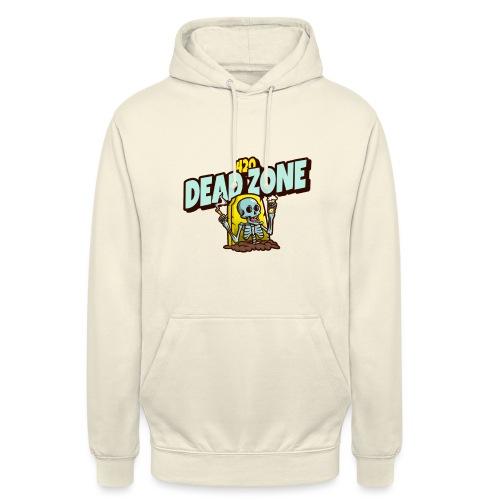 dead zone - Sweat-shirt à capuche unisexe