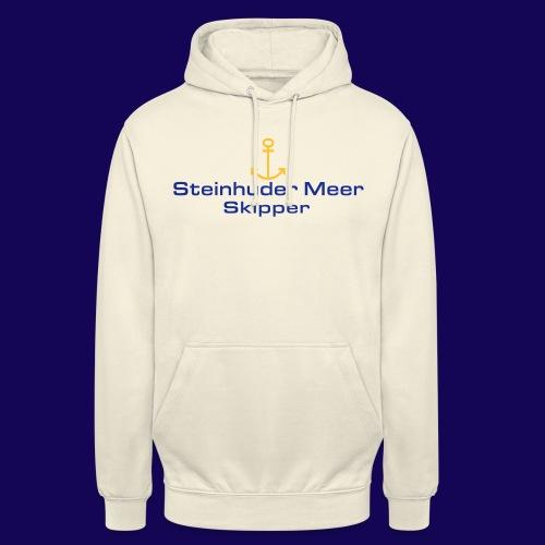 Steinhuder Meer-Skipper: Für Wassersport-Fans - Unisex Hoodie