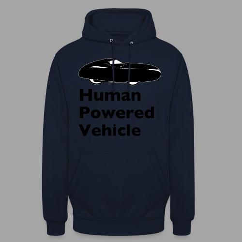 "Quest Human Powered Vehicle 2 black - Huppari ""unisex"""