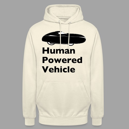 "Quest Human Powered Vehicle 2 black - Huppari ""unisex"""