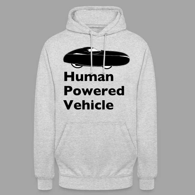 Quest Human Powered Vehicle 2 black