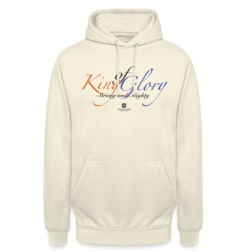 King of Glory by TobiAkiode™ - Unisex Hoodie