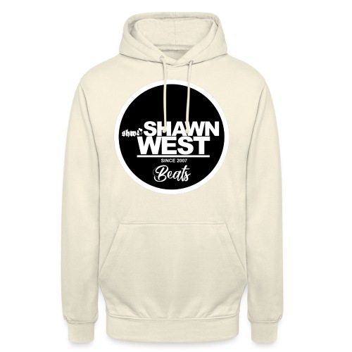 SHAWN WEST BUTTON - Unisex Hoodie