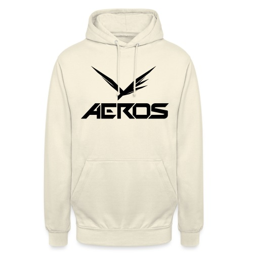 Aeros LOGO 2016 final - Hoodie unisex