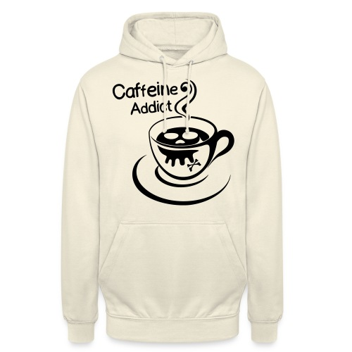 Caffeine Addict - Hoodie unisex
