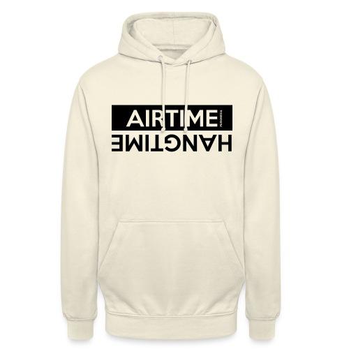 Temps d'antenne Hangtime - Sweat-shirt à capuche unisexe